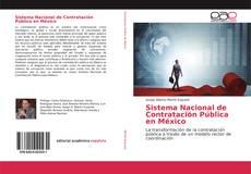 Portada del libro de Sistema Nacional de Contratación Pública en México