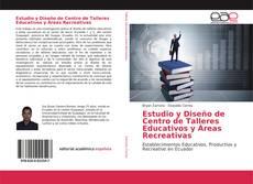 Portada del libro de Estudio y Diseño de Centro de Talleres Educativos y Áreas Recreativas