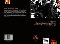 Bookcover of Dense Connective Tissue