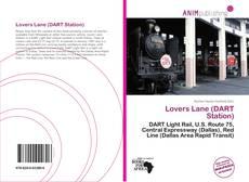 Portada del libro de Lovers Lane (DART Station)