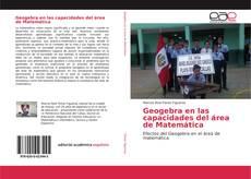 Borítókép a  Geogebra en las capacidades del área de Matemática - hoz