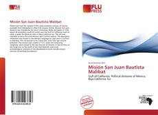 Misión San Juan Bautista Malibat的封面