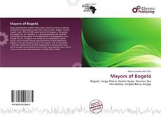 Bookcover of Mayors of Bogotá