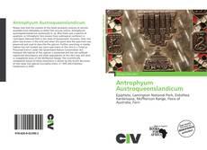 Bookcover of Antrophyum Austroqueenslandicum