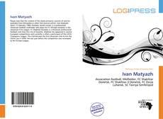 Ivan Matyazh kitap kapağı