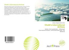 Chalk's International Airlines kitap kapağı