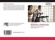 Portada del libro de Deporte y Nutrición