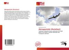 Portada del libro de Aéropostale (Aviation)