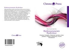 Bookcover of Hydroxyisourate Hydrolase