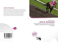 John E. Hammond kitap kapağı