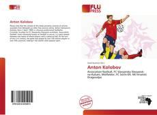 Anton Kolobov kitap kapağı