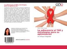 Portada del libro de La adherencia al TAR y estrategias para su optimización