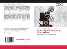 Portada del libro de Cine, Salud Mental y Educación
