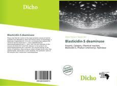 Bookcover of Blasticidin-S deaminase