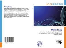 Capa do livro de Marty Haag