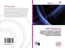 dCTP deaminase的封面