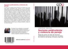 Bookcover of Sexismo ambivalente y violencia de pareja