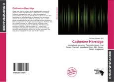 Catherine Herridge的封面