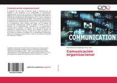 Portada del libro de Comunicación organizacional
