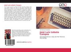 José Luis Lobato Campos的封面