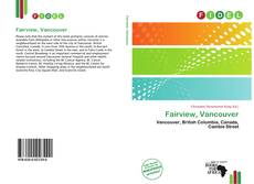 Fairview, Vancouver kitap kapağı