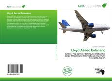 Bookcover of Lloyd Aéreo Boliviano