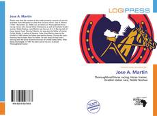 Bookcover of Jose A. Martin