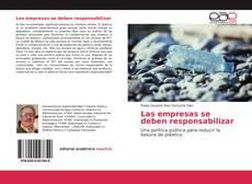 Buchcover von Las empresas se deben responsabilizar