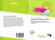 Battle Of Arklow (1649)的封面