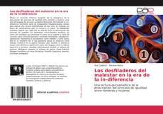 Bookcover of Los desfiladeros del malestar en la era de la in-diferencia