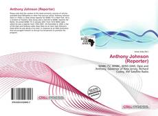 Bookcover of Anthony Johnson (Reporter)