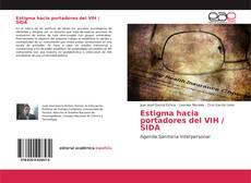 Borítókép a  Estigma hacia portadores del VIH / SIDA - hoz