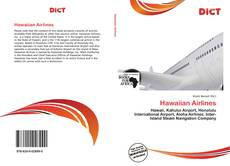 Bookcover of Hawaiian Airlines