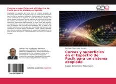 Portada del libro de Curvas y superficies en el Espectro de Fucik para un sistema acoplado