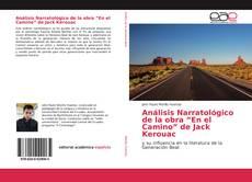 """Portada del libro de Análisis Narratológico de la obra """"En el Camino"""" de Jack Kerouac"""