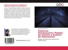Buchcover von Violencia Penitenciaria: Modelo de Gestión y Análisis de Información