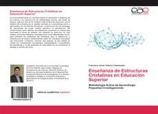 Обложка Enseñanza de Estructuras Cristalinas en Educación Superior
