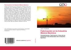 Buchcover von Fabricación en la Industria Básica Química