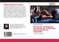 Borítókép a  Escala de valoración de riesgo de embarazo adolescente no esperado - hoz
