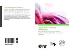 Bookcover of 2005 Palu Market Bombing