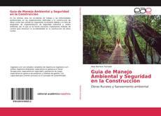 Capa do livro de Guia de Manejo Ambiental y Seguridad en la Construcciòn