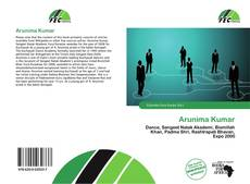 Bookcover of Arunima Kumar