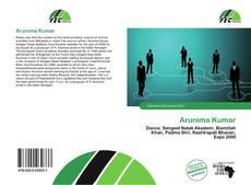 Capa do livro de Arunima Kumar