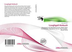 Bookcover of Loughgall Ambush