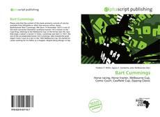 Buchcover von Bart Cummings