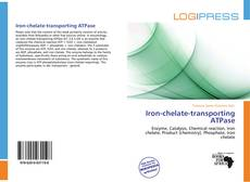 Capa do livro de Iron-chelate-transporting ATPase
