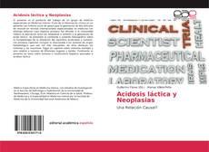 Acidosis láctica y Neoplasias kitap kapağı