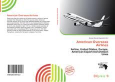 American Overseas Airlines的封面