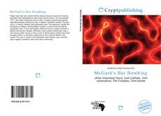McGurk's Bar Bombing的封面
