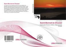 Capa do livro de Saint-Bonnet-le-Chastel